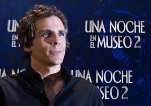 Ben Stiller (en la imagen) fue el actor principal de 'Night at the Museum', una película de fantasía en la que un vigilante de seguridad se veía inmerso en un museo en el que las figuras y objetos expuestos cobraban vida por la noche.