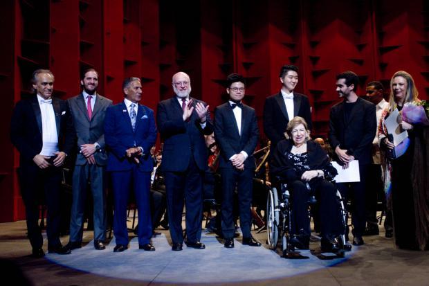 Temporada OSN 2017 inicia con tres pianistas de magia y encanto