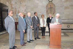 Academia de Ciencias conmemorará el 116 aniversario del fallecimiento de Eugenio María de Hostos.