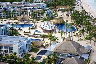 Hoteles de RD alojan 3.6 millones de pasajeros que han llegado hasta agosto