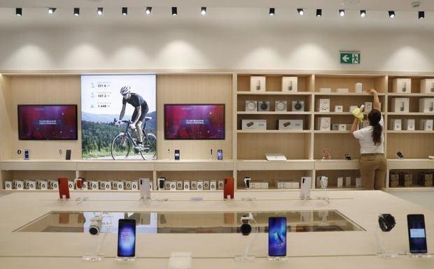 Solo en China, Huawei ha vendido más móviles que Apple en todo el mundo