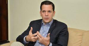 El candidato a alcalde del Distrito Nacional por el Partido Revolucionario Dominicano (PRD), licenciado Hugo Beras.