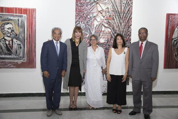 """HRSURIEL inaugura exposición """"Casa balística"""" en Bellas Artes"""