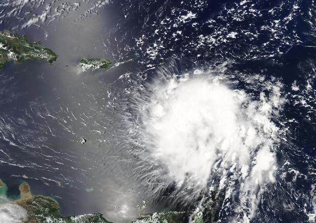 Hombre de 80 años se convierte en la primera víctima de Dorian en Puerto Rico