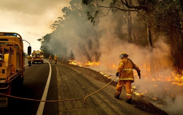 """Australia, cuando el """"fuego"""" nos advierte de las consecuencias del cambio climático"""