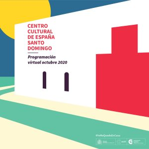 Centro Cultural de España. Programación virtual de octubre