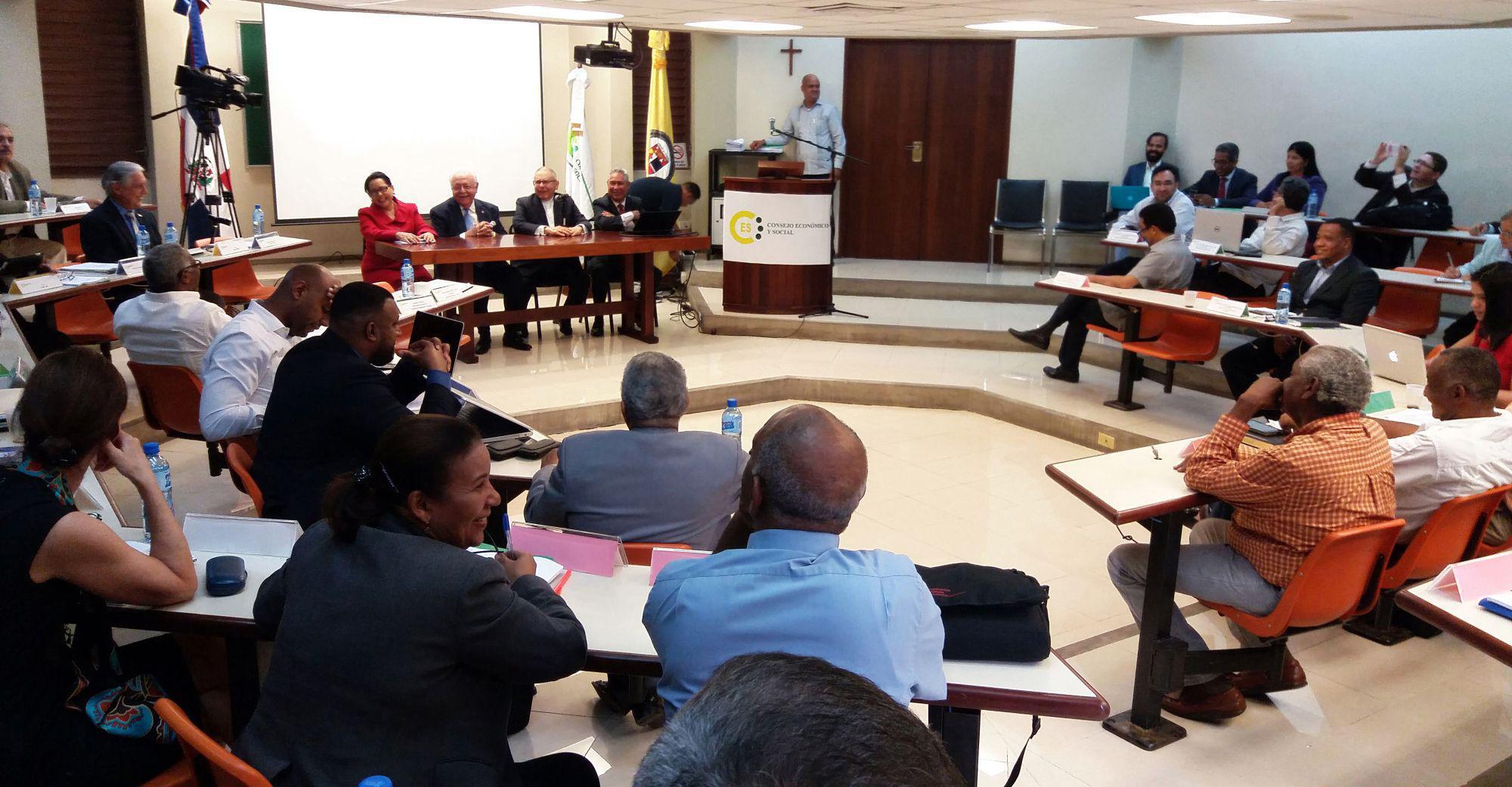 El Consejo Económico y Social para la reforma del sector eléctrico ...