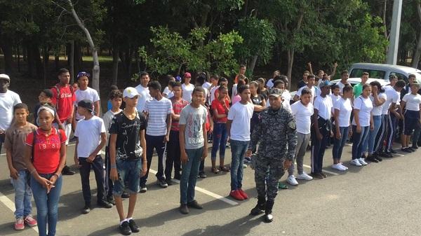 Programa de Policía Juvenil Comunitaria