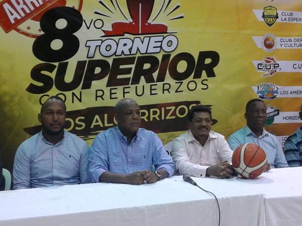 Aperturan 8va versión Torneo Superior Baloncesto Superior Los Alcarrizos