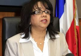 Exdirectora de proconsumidor  Altagracia Paulino.