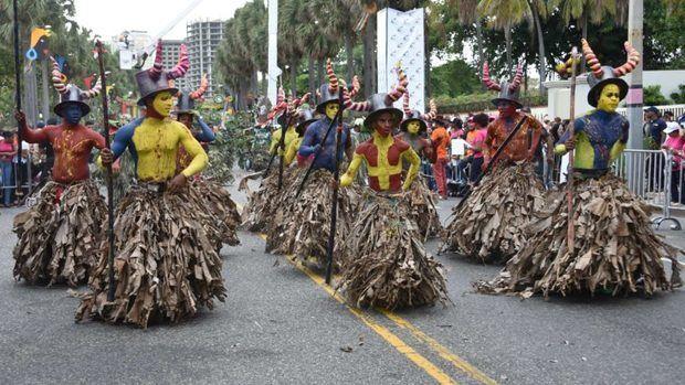 Lo que debe saber sobre el Desfile Nacional de Carnaval 2019 a celebrarse el domingo.