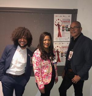 Participantes I Festival de Cine Dominicano en Montreal