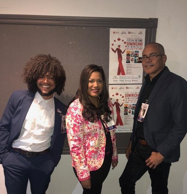 Impacta el éxito del Primer Festival de Cine Dominicano en Montreal