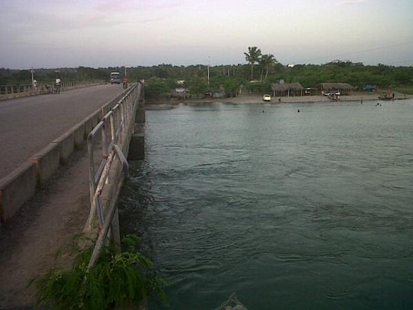 Autoridades prohíben uso del río Nizao porque aumentará su caudal