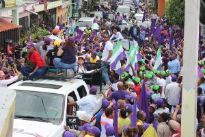 Visitas solidarias de Leonel