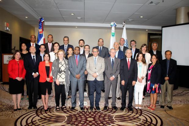 Ministros de Administración Pública de la región latinoamericana participarán en simposio en RD