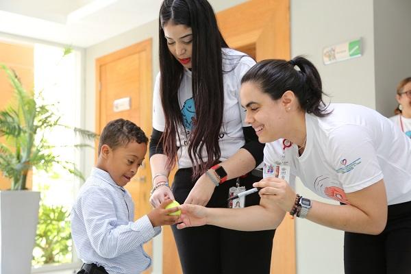Corazón de la Inclusión llega a Santiago