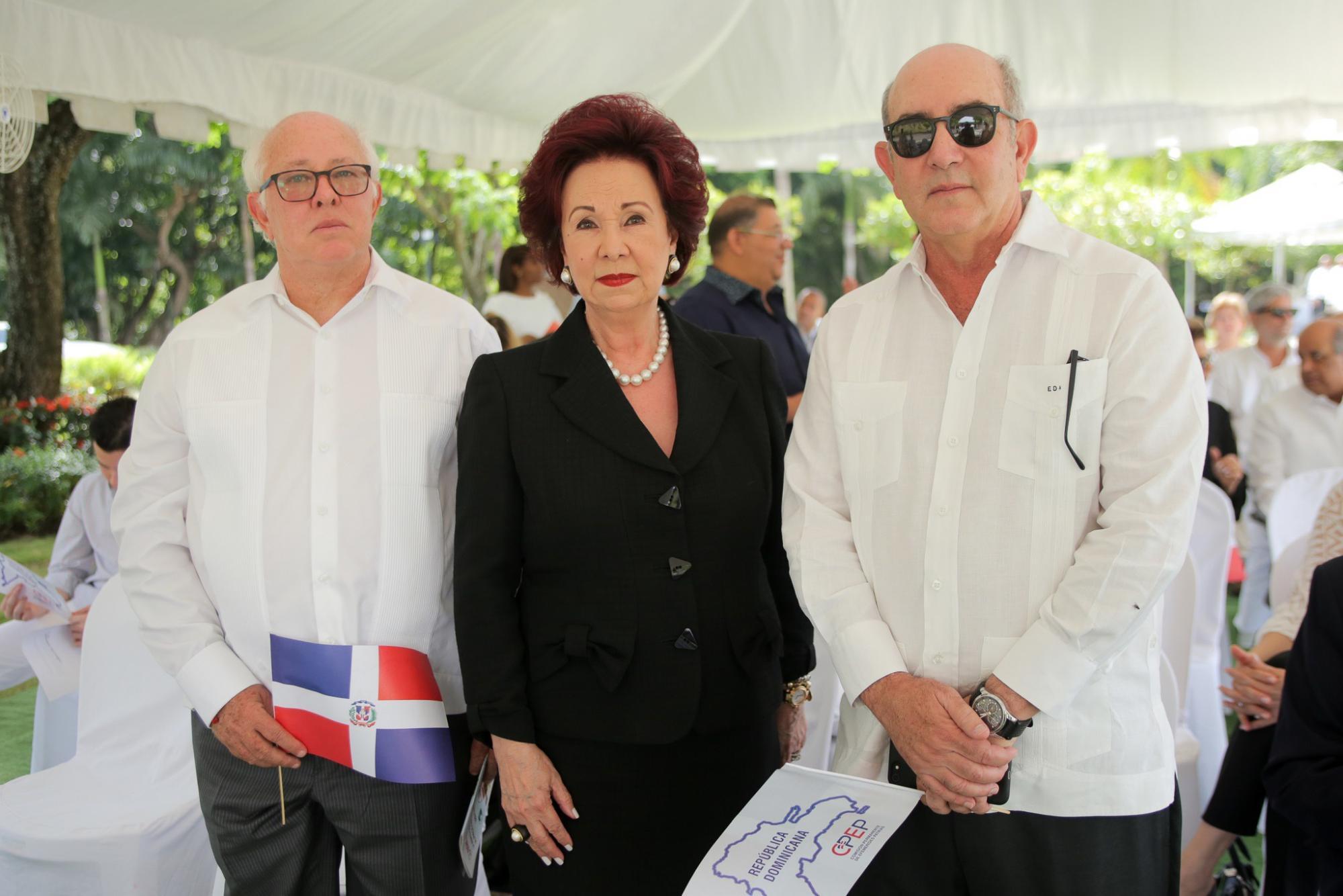 Resultado de imagen para General Antonio Imbert Barrera, esposa