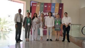 Participantes en el evento
