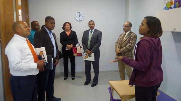 Universidades del sur interesadas en investigaciones en beneficio del CAID San Juan