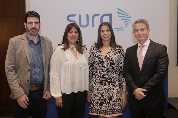 """Seguros SURA realiza conferencia sobre """"Transformación Digital"""""""