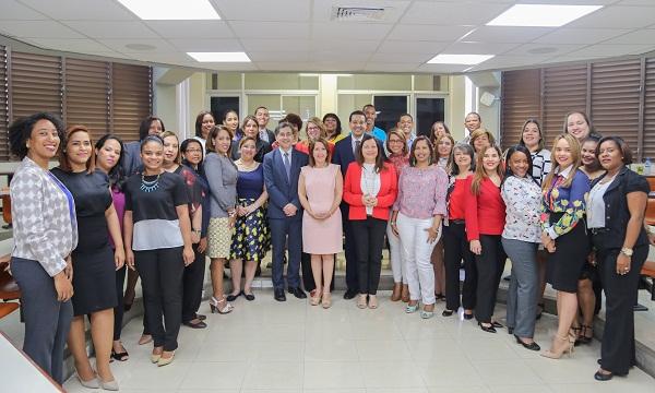 Integrantes del Diplomado en Intermediación Laboral y Gestión De Pasantías