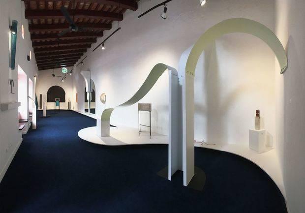 Galería Mamey Eddy Guzmán inaugura la exposición How to Stand