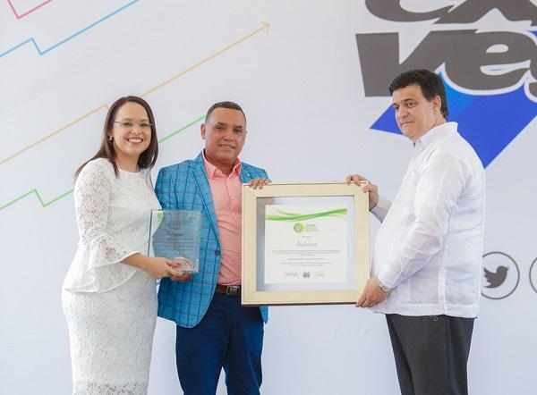 Empresas de Grupo SID son reconocidas en EXPO Vega 2018