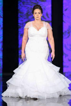 La firma internacional para novias Allure Bridals, presentó sus mejores diseños en el RDBW2020