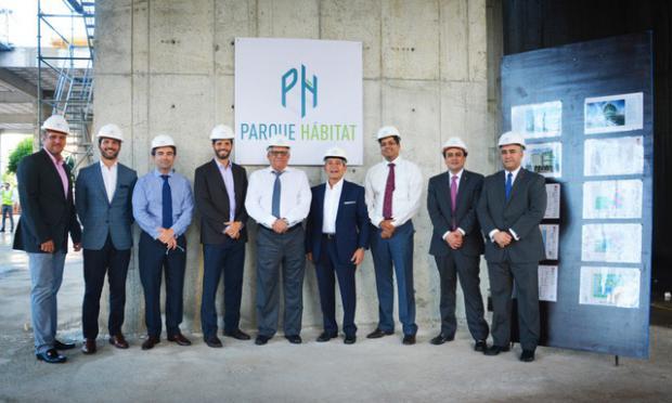 Integrantes del Proyecto Parque Hábitat