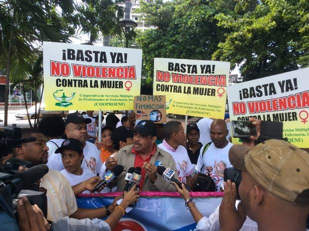 Marcha contra violencia une hoy a periodistas gráficos, cooperativistas y la Policía