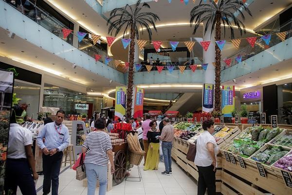 Pequeños y medianos productores llegan desde el campo al Mercado Central