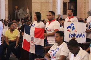 Misa   de la Jornada Mundial de la Juventud