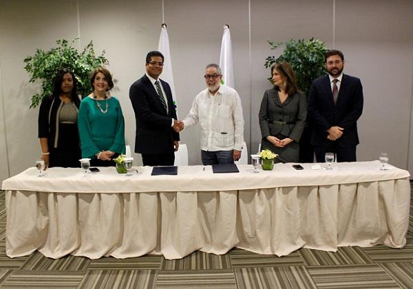 AIRD y EcoRED firman un acuerdo para mejorar la gestión integral de los residuos sólidos