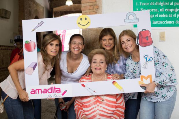 Feria escolar Amadita