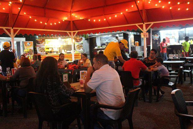 Food Trucks: empresas sobre ruedas por las calles de Santo Domingo