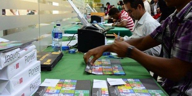 Este viernes iniciará la impresión de las boletas para las municipales.