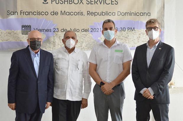 Empaque de alta tecnología para diferenciar los cafés dominicanos de exportación
