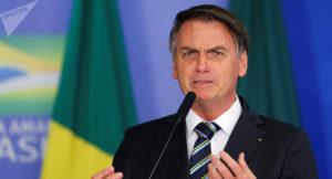 Bolsonaro le responde al papa Francisco y dice que la Amazonía es de Brasil