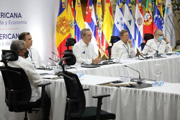 Iberoamérica pide reducir brechas de financiamiento ante crisis por covid-19