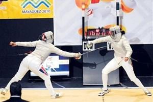 Rossy Félix y Heyddys Valentín participarán en la Copa Mundial de Esgrima