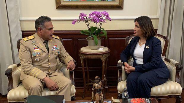 Vicepresidenta asegura que la frontera está bajo control