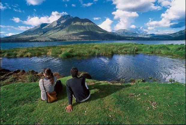 Provincia ecuatoriana de Imbabura obtiene la clasificación para ser Geoparque Mundial.