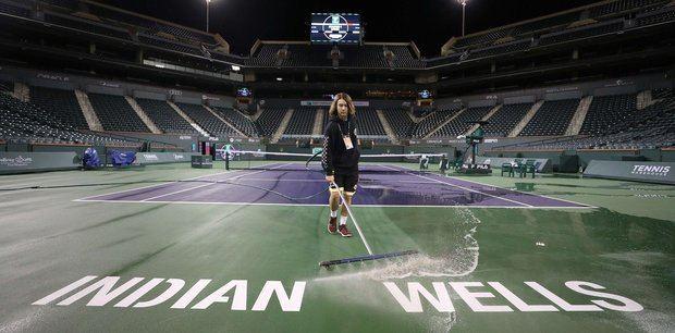 Cancelan Masters 1000 de Indian Wells como medida de prevención Coronavirus