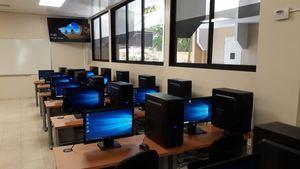 Aulas de formación en Ciberseguridad. (Foto:Cortesía).