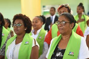 A través del programa INFOTEP-INAGUJA se han capacitado 7,638 personas.
