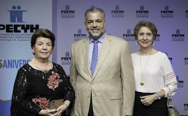 Ingrid Feris Iglesias, Wilfrido Mallen, Jacqueline Pou