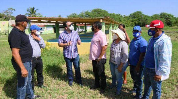 CODOPESCA remozará instalaciones de la Estación Modelo de Producción Acuícolas.