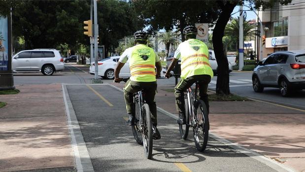 INTRANT también realizó un Bicicoro para celebrar el día mundial bicicleta