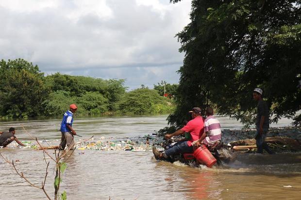 Inundaciones Mattew.
